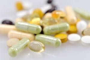 variety of vitamins for spinal cord injury recovery