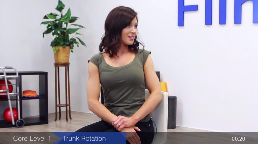 expert core exercises for stroke patients