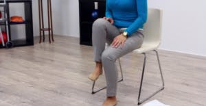 fun leg exercises for stroke patients