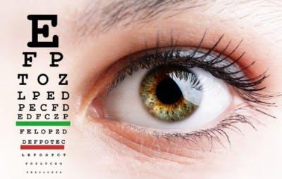 vision problems after massive stroke