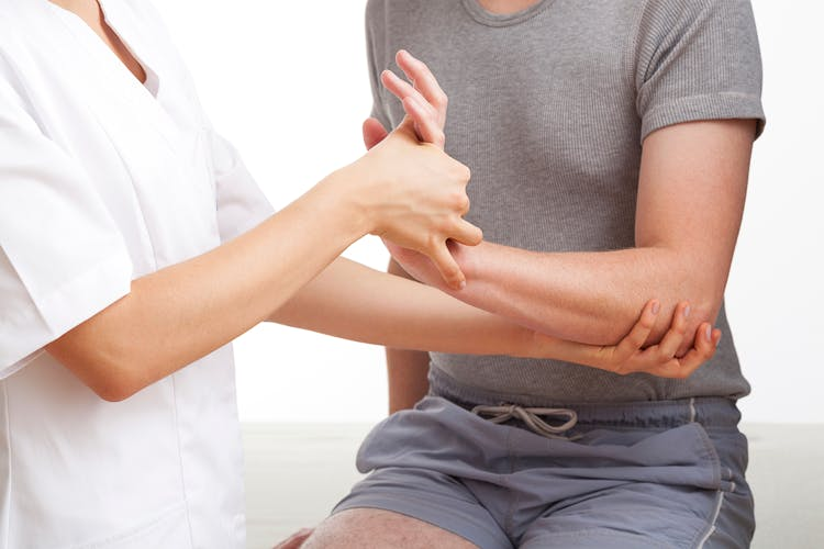 The Best Exercises for Arm and Hands After Stroke - Flint Rehab