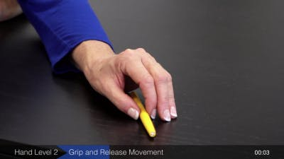 grip practice hand therapy