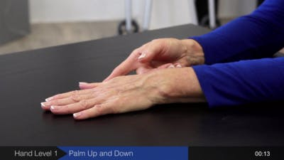 easy hand exercises for stroke patients