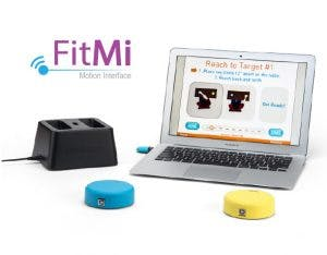 FitMi is one of the best stroke recovery tools