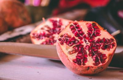 pomegranate is the 4th best food for stroke patients