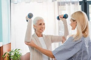 step by step guide on regaining arm movement after stroke