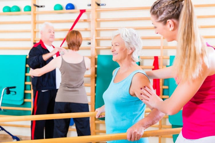 Paralysis Recovery Exercises for Stroke Patients
