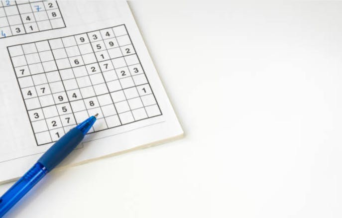 sudoku cognitive training for dementia and stroke