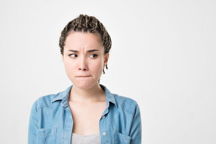 woman who doesn't know how to speak after stroke