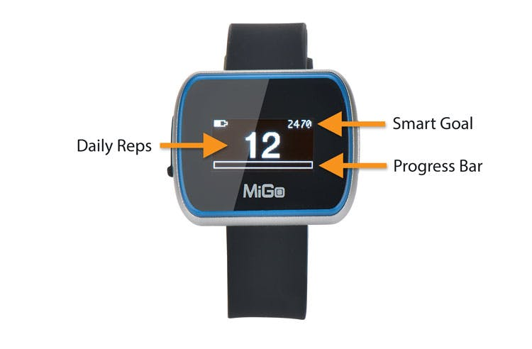 migo activity tracker gifts for adults with cerebral palsy