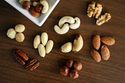 Nuts are one of the best foods for spinal cord injury recovery because theyre high in fiber and protein