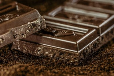 dark chocolate can help promote bran function after concussion