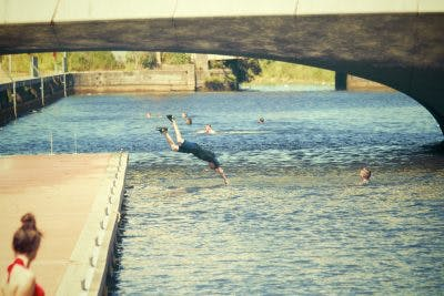 diving in shallow waters is the leading sports-related cause of spinal cord injury