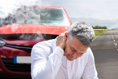 neck injury after car accident can cause complete or incomplete quadriplegia