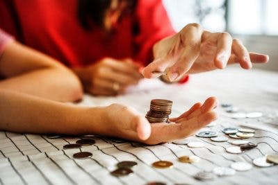 counting change as cognitive rehabilitation exercise