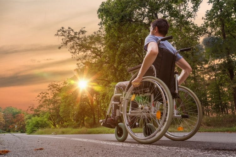 Those with incomplete paraplegia have a greater chance of recovery than any other state of SCI-related paralysis