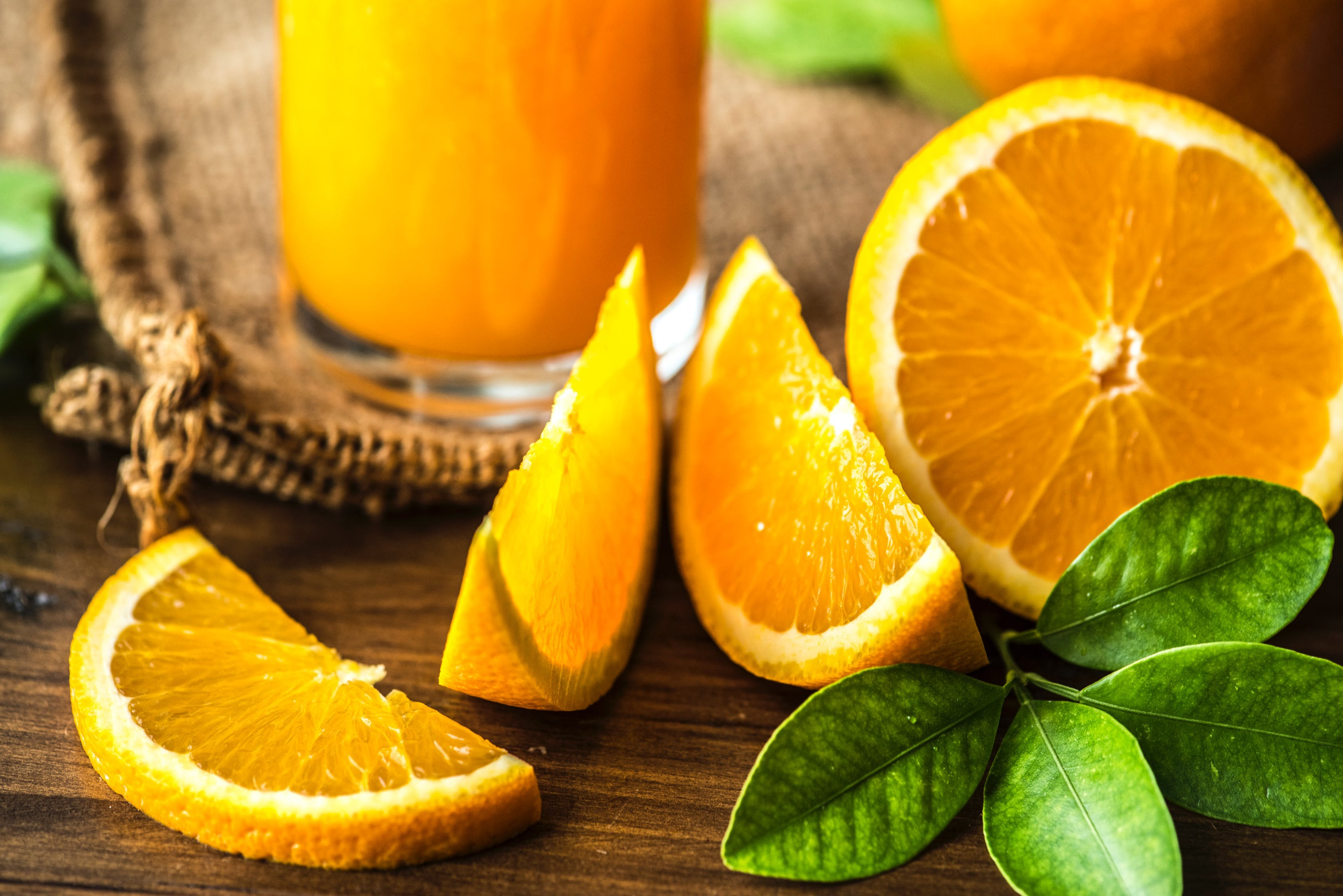 Vitamin C helps fight off free radicals after brain injury