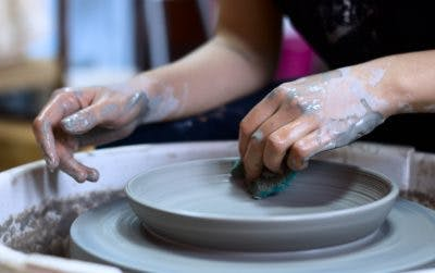 pottery as a gift for spinal cord injury patients