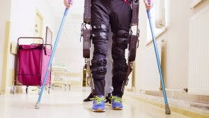 exoskeletons for paraplegics