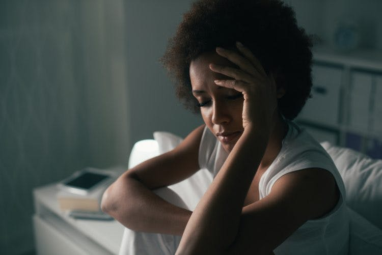 what to do if you can't sleep after brain injury