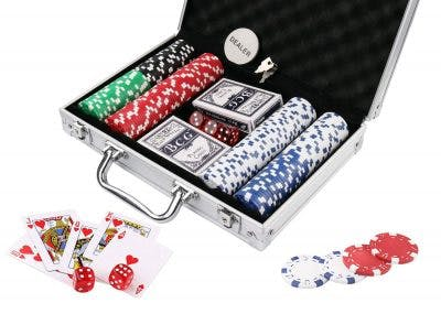 poker kit gift for sci patient