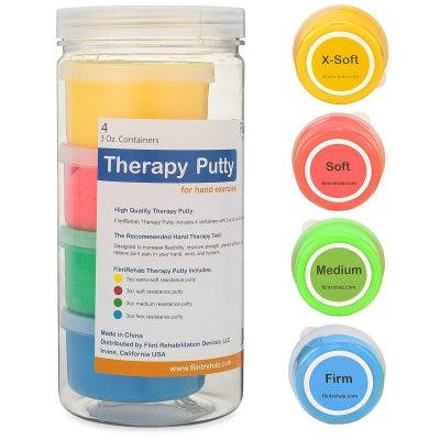 therapy putty for sci