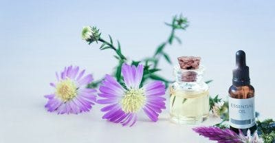 essential oils natural SCI treatment
