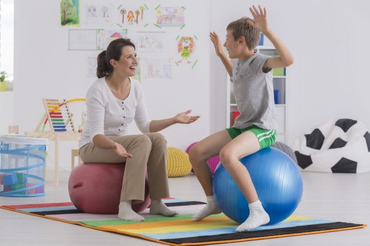best core exercises for cerebral palsy