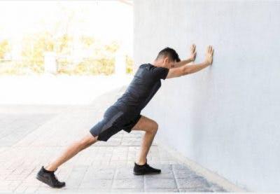 calf stretch leg exercises for cp
