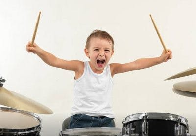 hand exercises for cerebral palsy can include playing a instrument