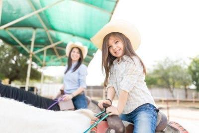 horseback riding for CP
