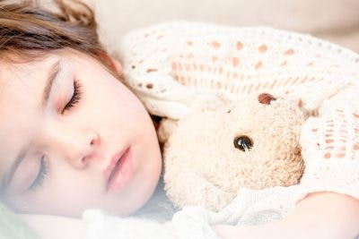 how much sleep do children with CP need