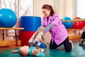 leg exercises for cerebral palsy