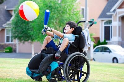 sports for children with cerebral palsy