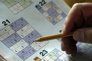 Sudoku helps brain injury patients improve their logic