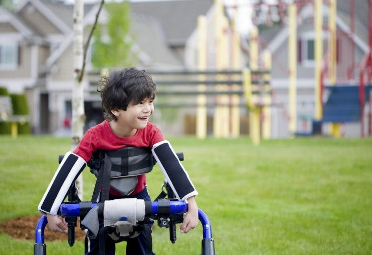 cerebral palsy adaptive equipment
