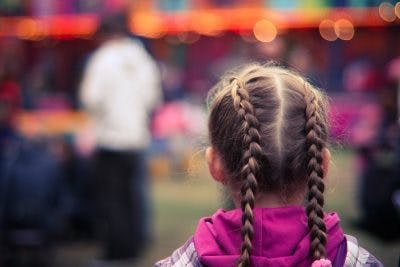 hair braiding fine motor activity for cerebral palsy