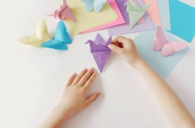 origami fine motor activities for children with cerebral palsy