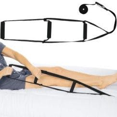 bed rope ladder for bed mobility after spinal cord injury