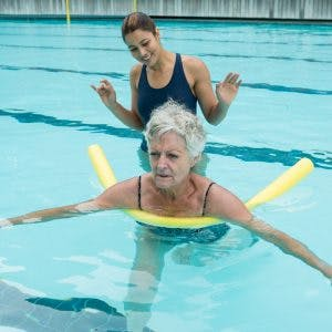 best pool exercises for spinal cord injury recovery