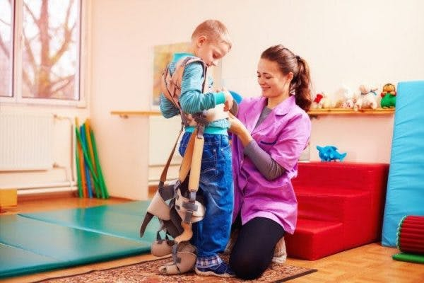 spider therapy for cerebral palsy