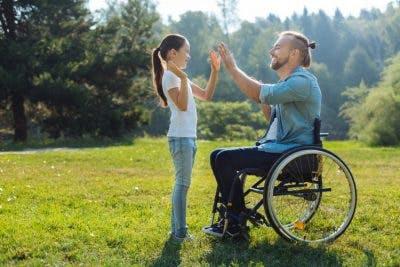 wheelchair adapative equipment for tbi
