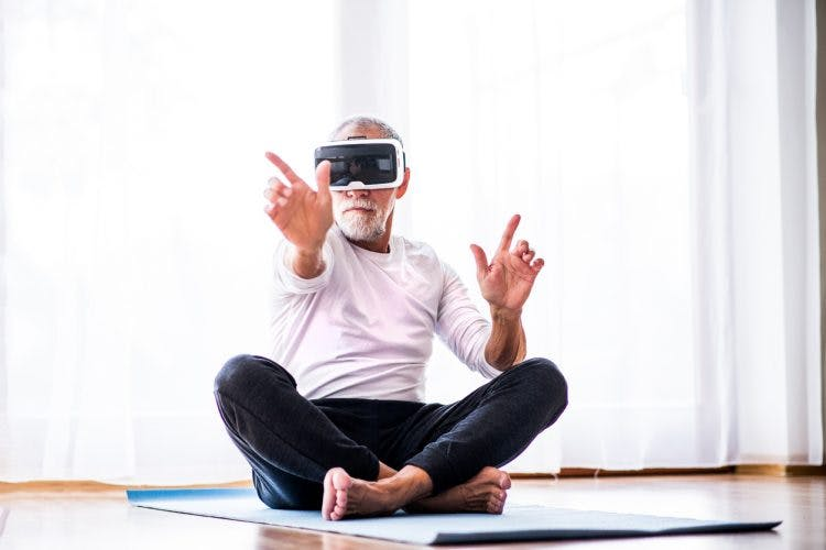 using virtual reality for spinal cord injury recovery