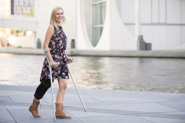 walking with cerebral palsy in legs