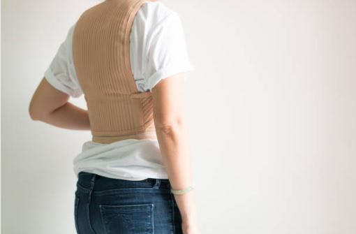back brace for sci recovery