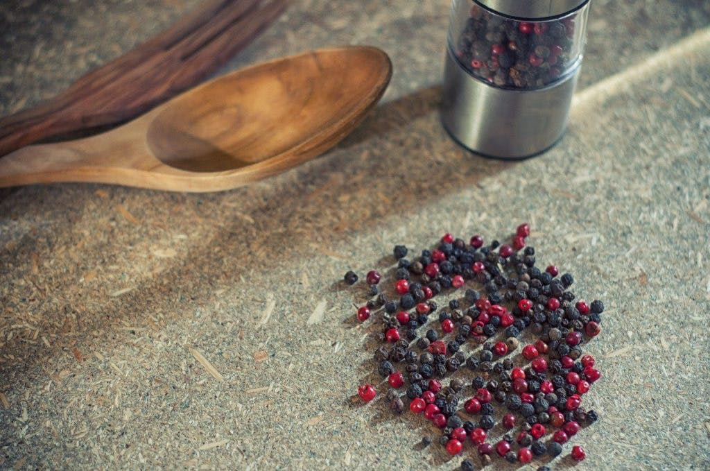 black pepper is another great essential oil for brain injury