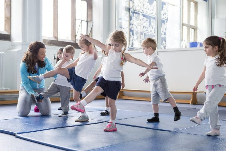 cerebral palsy balance exercises can help your child become more independent and safe