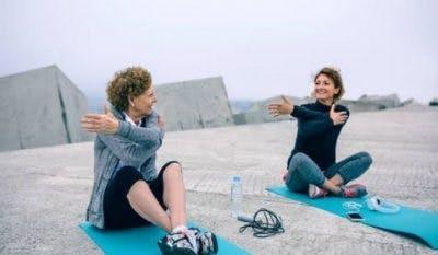 ejercicio activo