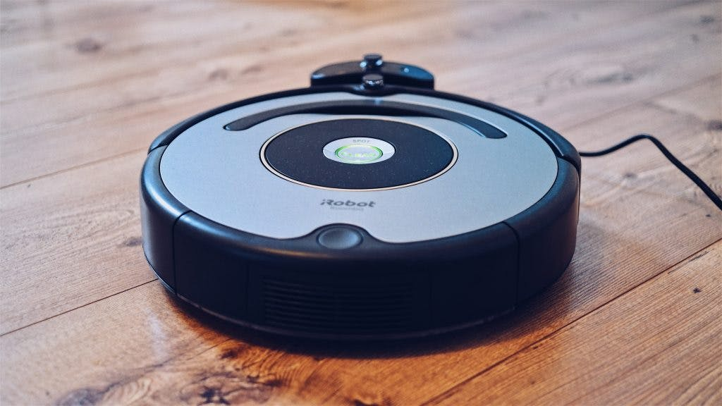 robotic vacuuum gift idea for adults with cerebral palsy