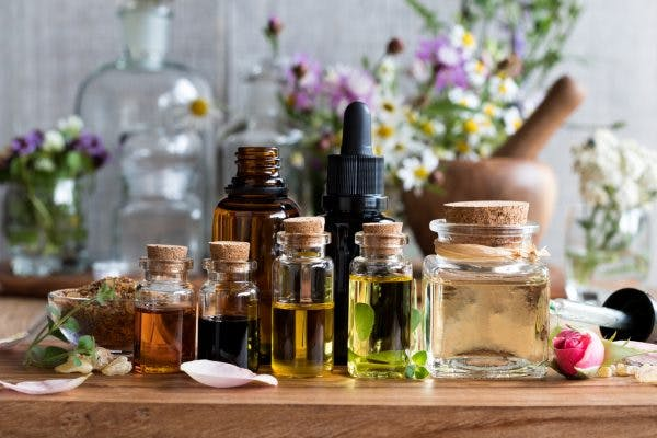 using essential oils for spinal cord injury recovery